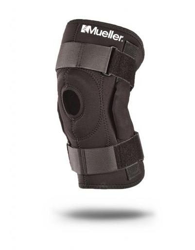 Бандаж на колено Mueller 2333 Hinged Knee Brace with Universal Buttress шарнирный