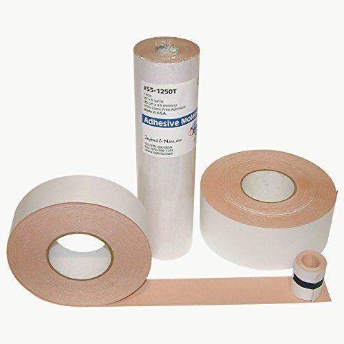 Защитное покрытие Jaybird & Mais 63-2025T Premium Tan Moleskin (7,5 см х 22,9м)