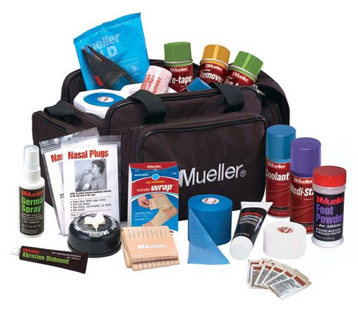 Сумка для медикаментов Mueller 200734 Sport Care Jr. Soft Kit (40х25х23см)