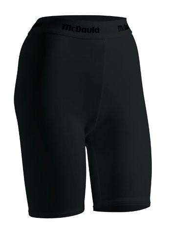 Шорты компрессионные McDavid 804T Deluxe women`s compression shorts (женщины)