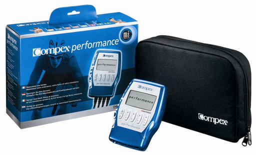 Электростимулятор Compex Mi-Performance (31программа)