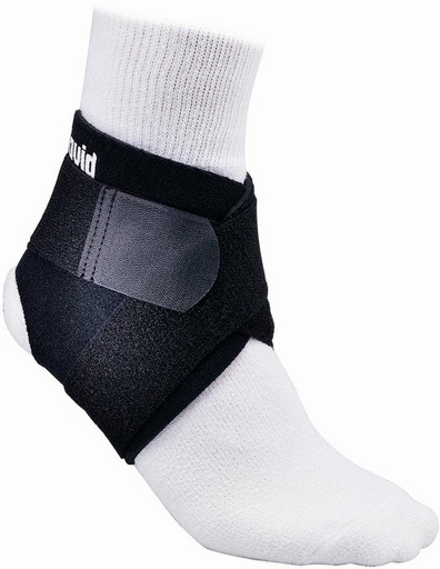 Фиксатор голеностопа McDavid 430 Adjustable ankle support with straps