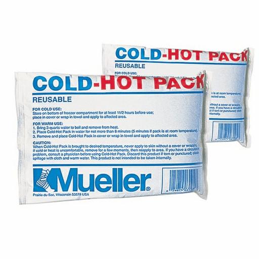Компресс холодный-горячий многократного пользования Mueller 030104 Reusable Cold/Hot Pack 10см x 15см