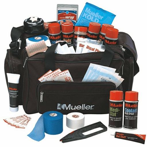 Сумка для медикаментов Mueller 200731 Sport Care Soft Kit (незаполненная)