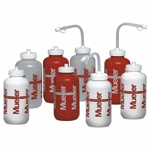 Бутылка Mueller 020621, 020623, 020625 Sport Bottles 1л с соломинкой