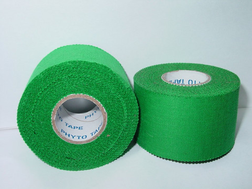 Тейп зеленый Phyto tape 504 Colored tape 3,8 см х 13,7 м
