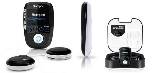Электростимулятор Compex Wireless (55программ)