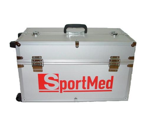 Чемодан врача на колесах SportMed 105 (60х30х35см)