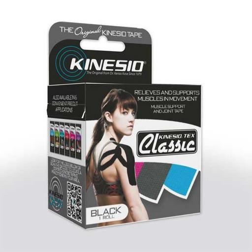 Тейп Kinesio Tex Classic CKT95024 черный 5см х 4м