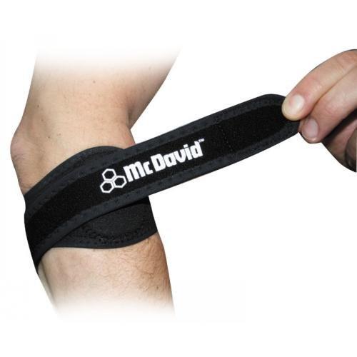 Ремень на локоть McDavid 489 Elbow Strap w/pads регулируемый