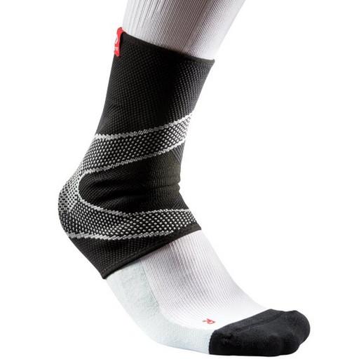 Фиксатор голеностопа McDavid 5115 Ankle Sleeve 4-way elastic w/gel buttress