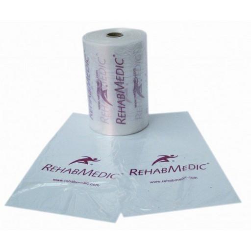 Пакеты для льда RehabMedic 25см х 46см 1000 штук в рулоне
