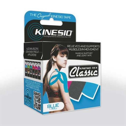 Тейп Kinesio Tex Classic CKT75024 голубой 5см х 4м
