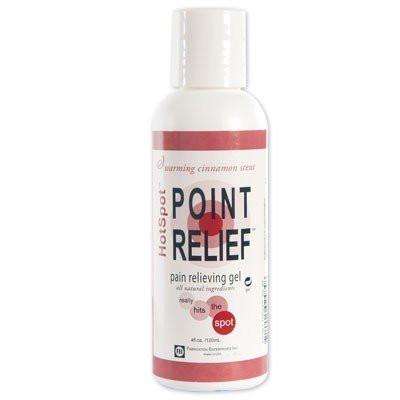 Согревающий гель Point Relief Hot Spot 120мл