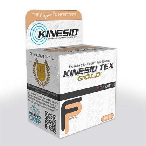 Тейп Kinesio Tex Gold FP GKT15024 бежевый 5см х 5м