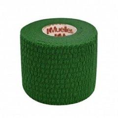 Тейп эластичный зеленый Mueller 130683 Tear Light Tape 5 см х 6,9 м