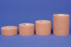 Тейп стрейч Jaybird & Mais 5000-1050 Tan Jaylastic Plus II Tape 2,5 см х 4,6 м
