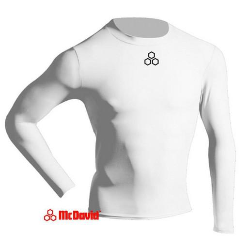 Майка компрессионная с длинным рукавом McDavid 894 Long sleeve bodyshirt mock neck