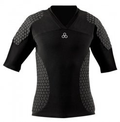 "Майка с защитой McDavid HexPad 7732 Short sleeve HexPad soccer goalkeeper shirt ""SS EXTREME"""