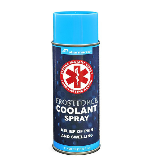 Охлаждающий спрей Pharmacels 30107 FROSTFORCE Coolant Spray 400 мл