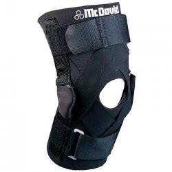 Бандаж на колено McDavid 427 Deluxe Hinged Knee Support шарнирный, с ограничителями разгибания