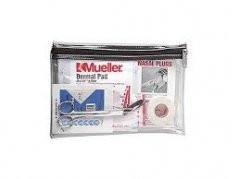 Сумка прозрачная Mueller 17059 Clear Zipper Bag 28см х 19см