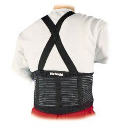 Бандаж на спину с лямками McDavid 494 Back Support With Suspenders