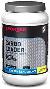 Высокоэнергетический углеводный спортивный напиток Sponser Carbo Loader 1200 г