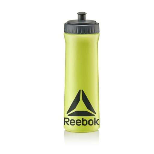 Бутылка для тренировок Reebok 750 ml (зел-сер), Арт. RABT-11005GNGR