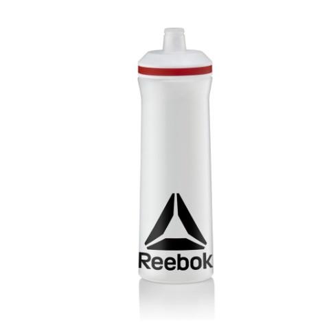 Бутылка для тренировок Reebok 750 ml (бел-красн), Арт. RABT-12005CLRD