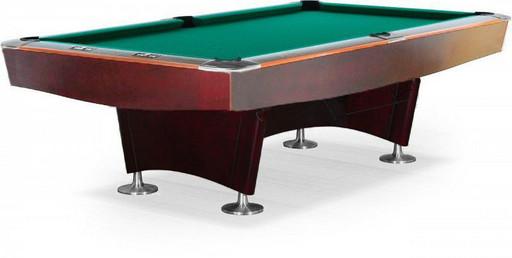 Бильярдный стол для пула «Reno» 9 ф (махагон)