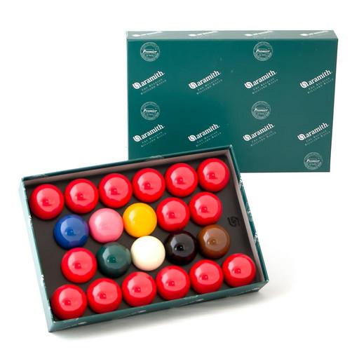 "Комплект шаров 52.4 мм ""Aramith Snooker"""