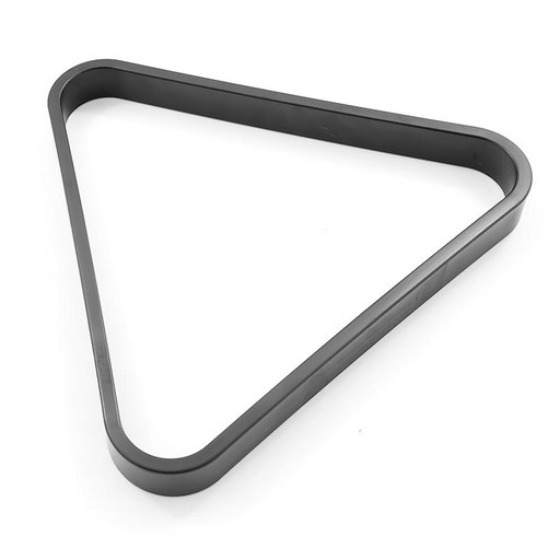 Треугольник 60 мм «Rus Pro» (черный пластик)