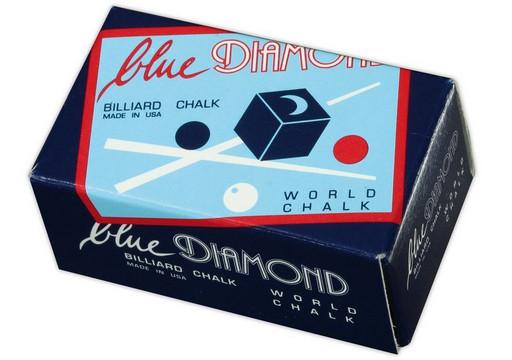 Мел «Blue Diamond» (2 шт) синий