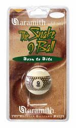 """Биток 57.2 мм """"The Snake 9 Ball"""""""
