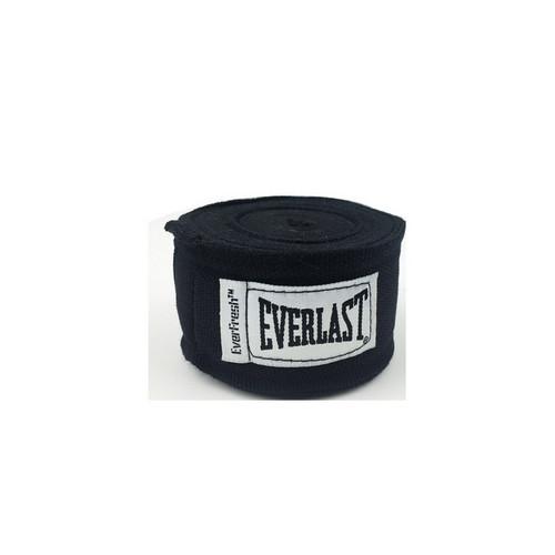 Бинты боксерские 3.5 м Elastic Черный