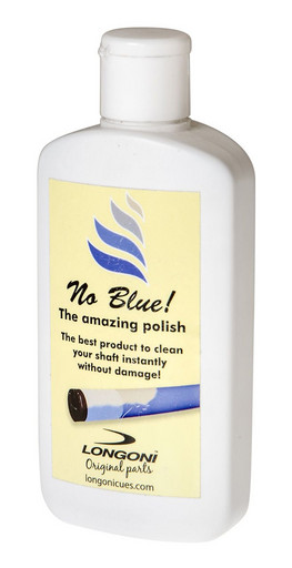 Средство для чистки и полировки кия «Crema Abrasiva Longoni No Blue», 150 мл