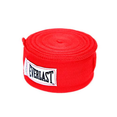 Бинты боксерские 4.55м Красный