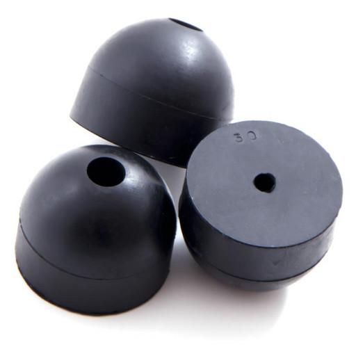 Подпятник для кия упаковка 10 шт. (тип D, н/д 25мм, высота 20мм)