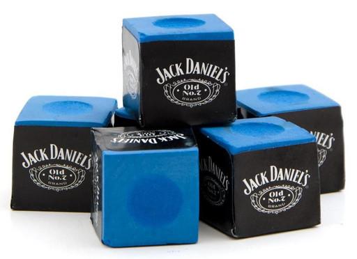 Мел «Jack Daniel's» синий (6 шт)