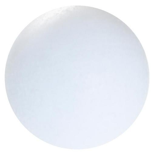 Мяч для настольного футбола AE-04, шероховатый пластик, D 36 мм (белый)