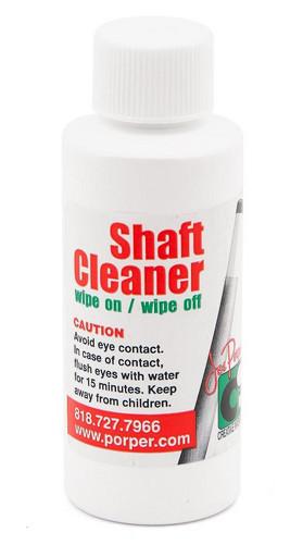 Средство для чистки и полировки кия «Porper Shaft Cleaner», 2oz
