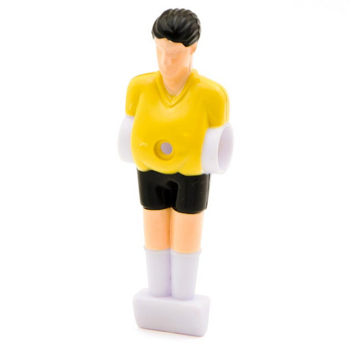 "Футболист ""Derby / Hannover / Stuttgart / Arsenal / Ajax / Torino / Standart / Express / Flex / Maccabi (4ф)"" (желтый)"
