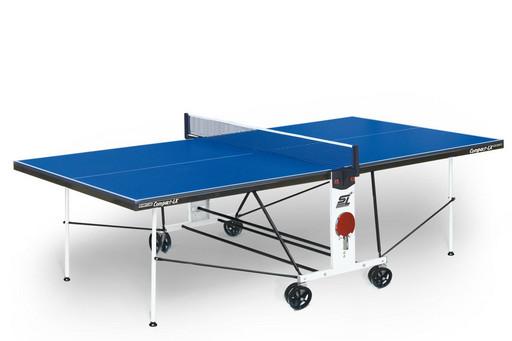 "Стол для настольного тенниса ""Start line Compact LX"" (274 х 152,5 х 76 см) с сеткой"