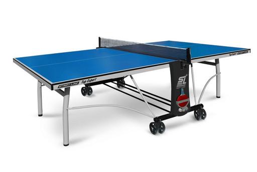 """Стол для настольного тенниса """"Start line Top Expert"""" (274 х 152,5 х 76 см) с сеткой"""