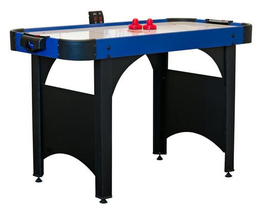 Аэрохоккей «Nordics» 4ф (121 х 60,5 х 80 см, синий)