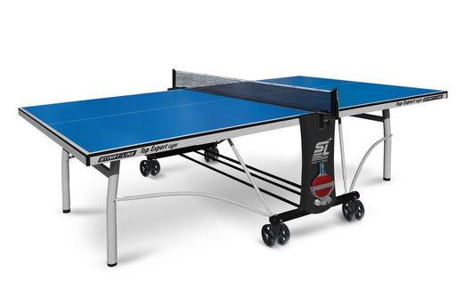 """Стол для настольного тенниса """"Start line Top Expert Light"""" (274 х 152,5 х 76 см) с сеткой"""