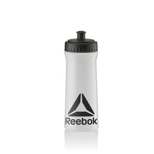 Бутылка для тренировок Reebok 500 ml. Прозрачный-черный, Арт. RABT11003CLBK