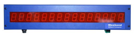 """ЖК индикатор системы учета времени """"Grand-08"""""""