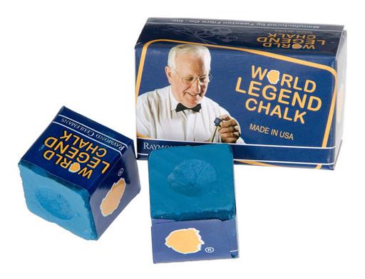 Мел «Raymond Ceulemans World Legend» (2 шт) синий